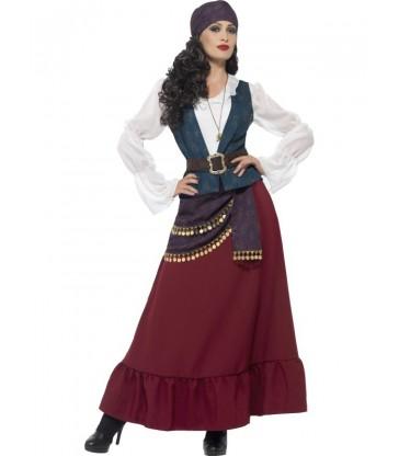 Deluxe Pirate Buccaneer Beauty Costume