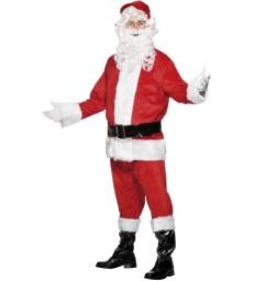 Deluxe Santa Costume