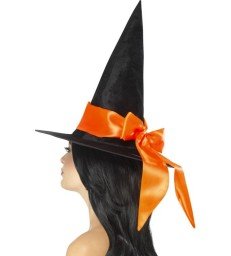 Deluxe Witch Hat, Black