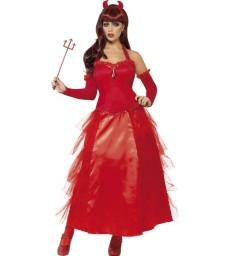 Devilish Glamour Costume