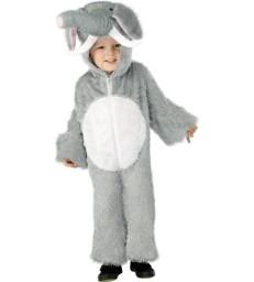 Elephant Costume, Grey