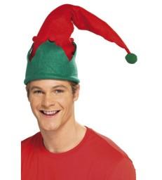 Elf Hat, Red