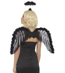 Fallen Angel Set, Black