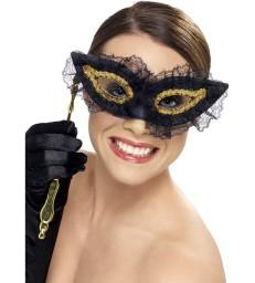 Fastidious Eyemask, Black