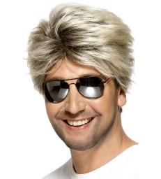 80s Street Wig, Blonde