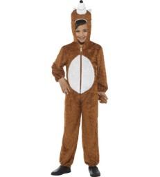 Fox Costume, Brown