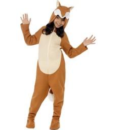 Fox Costume, Orange