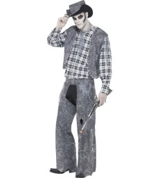Ghost Town Cowboy Costume
