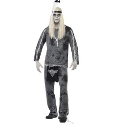 Ghost Town Indian Style Costume