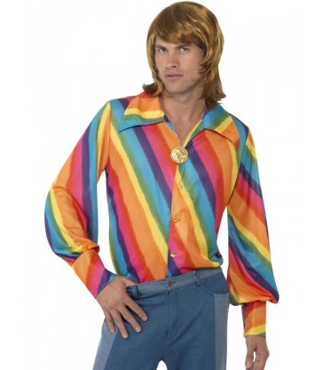 1970s Colour Shirt