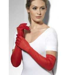 Gloves, Red