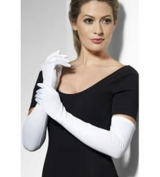 Gloves, White