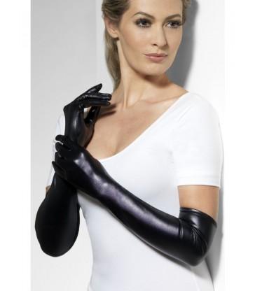 Gloves, Wet Look
