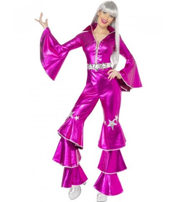 1970s Dancing Dream Costume