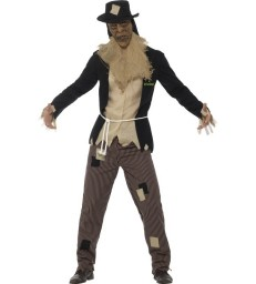 Goosebumps The Scarecrow Costume