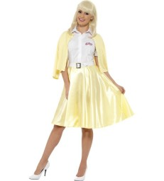 Grease Sandy Costume, Yellow