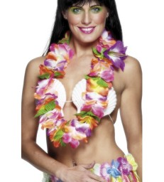 Hawaiian Lei, Multi-Coloured
