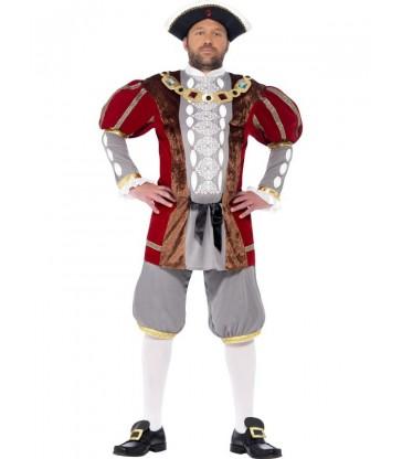Henry VIII Deluxe Costume