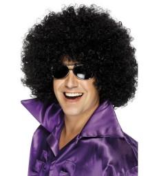 Afro Wig, Mega-Huge, Black