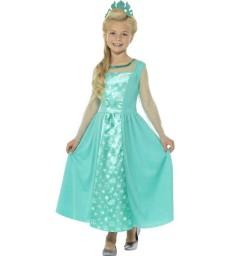Ice Princess Costume, Blue