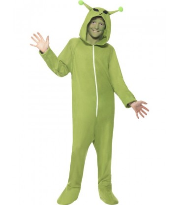 Alien Costume2