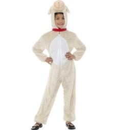Lamb Costume, Cream