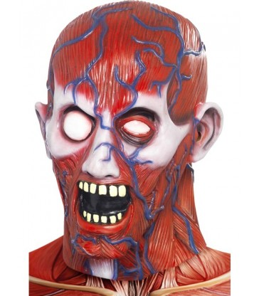 Anatomy Man Mask