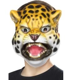 Leopard Mask, Yellow & Black
