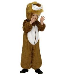 Lion Costume, Brown