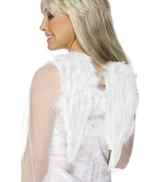 Angel Wings, White