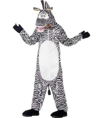 Madagascar Marty The Zebra Costume