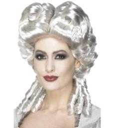 Deluxe Marie Antoinette Wig, White