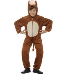 Monkey Costume, Brown
