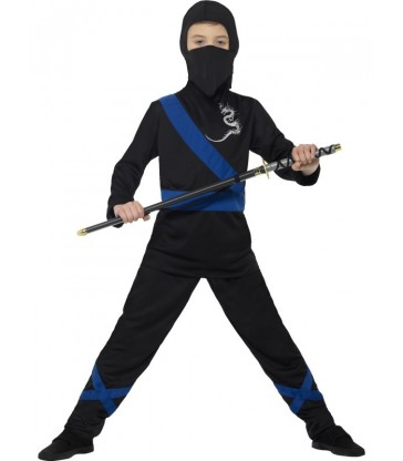 Ninja Assassin Costume2