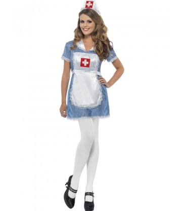 Nurse Naughty Costume