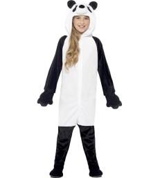 Panda Costume, Black & White