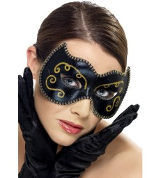 Persian Eyemask, Black