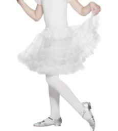 Petticoat Child, White