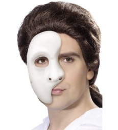 Phantom Mask, White