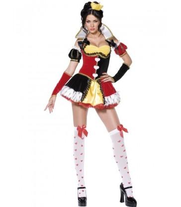 Queen of Hearts Costume2
