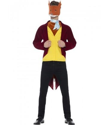 Roald Dahl Fantastic Mr Fox Costume2