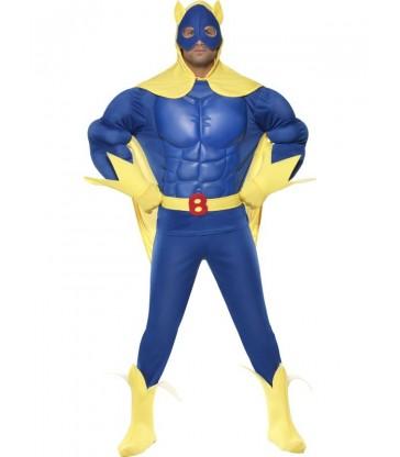 Bananaman Deluxe EVA Chest Costume