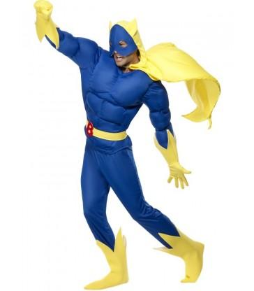Bananaman Padded Costume