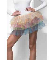 Sparkle Rainbow Tutu, 3 Assorted