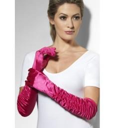 Temptress Glove, Fuchsia