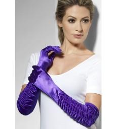 Temptress Gloves, Purple