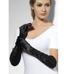 Temptress Gloves, Black