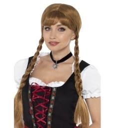 Bavarian Frõulein Choker, Black