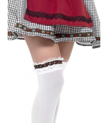 Bavarian Leg Garter