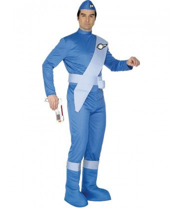 Thunderbirds Scott Costume